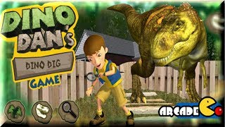 getlinkyoutube.com-Dino Dan's Dino Dig - Dino Dinosaurs Detective Kids Game Movie