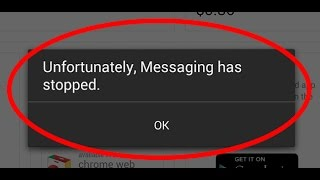 getlinkyoutube.com-how to fix unfortunately messaging has stopped-unfortunately message has stopped in android