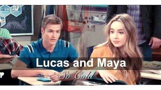 getlinkyoutube.com-Lucas and Maya ~ So Cold