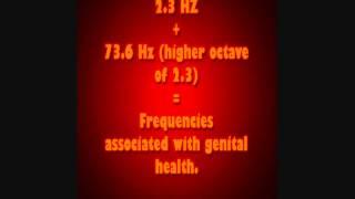 getlinkyoutube.com-Genital Region Binaural Frequency (2.5Hz w/ 73.6 octave)