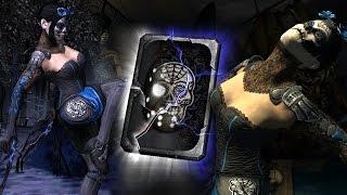 getlinkyoutube.com-Mortal Kombat X Mobile - Day of the Dead Kitana Challenge | Relentless Jason Pack