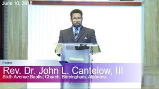 June 10, 2018 - Sixth Ave Baptist Church