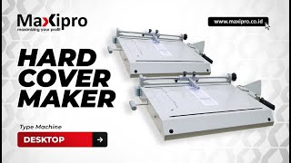 getlinkyoutube.com-Mesin Hardcover Maker - www.maxipro.co.id
