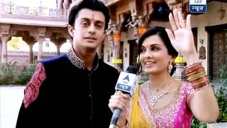 getlinkyoutube.com-Kusum's engagement in Saraswatichandra