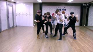 getlinkyoutube.com-방탄소년단 '상남자(Boy In Luv)' dance practice
