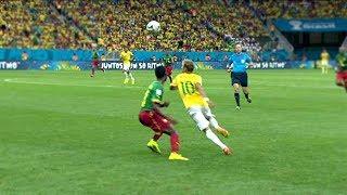 +30 Melhores Dribles De Neymar