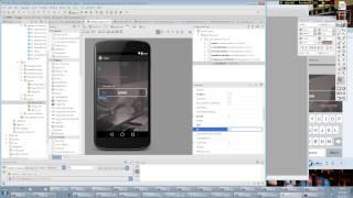 getlinkyoutube.com-Android Studio Tutorial. Making a Register screen #1 (XML UI)