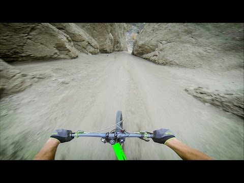 GoPro Awards: Classic Chute Mountain Bike Freeride