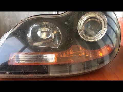 Замена лампы габаритов Geely CK с помощью 3D принтера