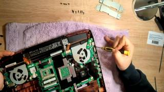 getlinkyoutube.com-Asus G751 - Complete Disassembly / Fan Cleaning