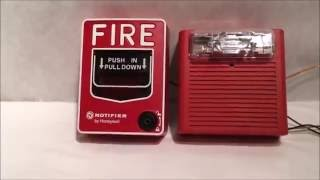 Tutorial: How To Wire A Fire Alarm To A Pull Station (Requested)