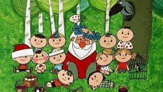 getlinkyoutube.com-Новогодние мультфильмы - Дед Мороз и лето