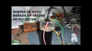 getlinkyoutube.com-FABRICACION DE ELECTRIFICADOR,24.000V DE TENSION
