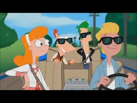 Phineas and Ferb - My Sweet Ride (Song)