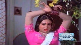 Anuradha Hot Seducing Song || Prathi Dinavu Ide Kathe || Baddi Bangaramma