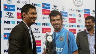 India vs Srilanka 1st T20 2017 Highlights Post Match Presentation Ceremony
