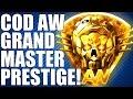 Advanced Warfare: Grand Master Prestige! 15 New Prestiges, Earnable Elites, and more!