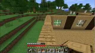 getlinkyoutube.com-Minecraft - KolorowePiksele 3 #5 - Nowy Dom