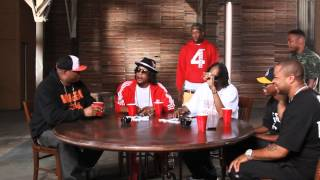 BET Cypher - RespectTheWest (Making Of)