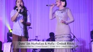 getlinkyoutube.com-Siti Nurhaliza & Hafiz - Ombak Rindu