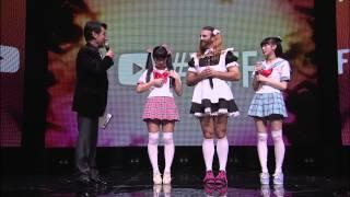 getlinkyoutube.com-LADYBABY @ YouTube FanFest Japan 2015