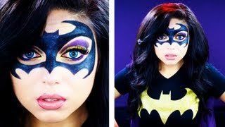 getlinkyoutube.com-Batman Inspired Makeup Tutorial​​​ | Charisma Star​​​