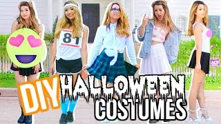 getlinkyoutube.com-DIY Last Minute Halloween Costumes