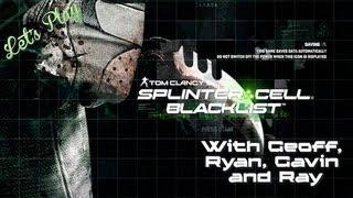 getlinkyoutube.com-Let's Play – Splinter Cell: Blacklist – Spies VS Mercs