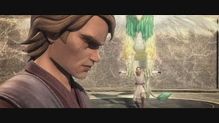 getlinkyoutube.com-Star Wars: The Clone Wars - Anakin vs. The Son & The Daughter [1080p]
