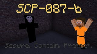 getlinkyoutube.com-SCP-087-b Minecraft Containment Breach Test