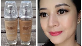 Loreal True Match Lumi Foundation First Impression & Review