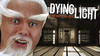 getlinkyoutube.com-NINJA ZOMBIES! // Dying Light Custom Map - THE DOJO