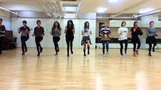 getlinkyoutube.com-T-ARA Little Apple -韩国版小苹果排舞