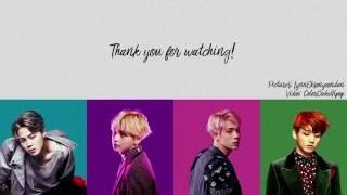 getlinkyoutube.com-[COLLAB] BTS (방탄소년단) – LOST [Color coded Han Rom Eng lyrics]