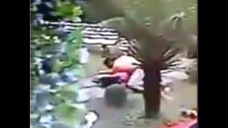 """getlinkyoutube.com-Amanda Bueno """"la novia del mundial"""" fue asesinada por su pareja"""