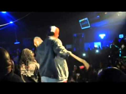 Chris Brown doing the Dougie and the Catdaddy COMPILATION