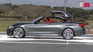 getlinkyoutube.com-Prueba BMW M4 Cabrio - Autobild.es
