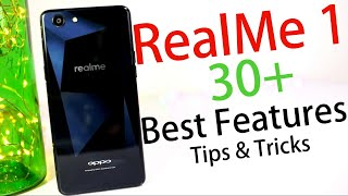 RealMe 1 30 Best Features and Important Tips and Tricks