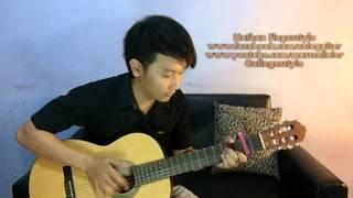Mendem Kangen - Nathan Fingerstyle (Solo Gitar Cover) dangdut