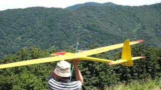 getlinkyoutube.com-ラジコン! すごい!  かっこい~!/ Slope Glider