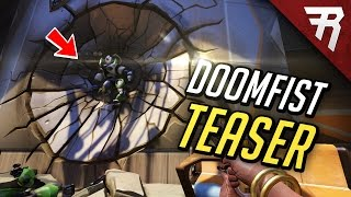 NEW DOOMFIST TEASER! New Hero & Animated Short Coming Soon! (Overwatch)