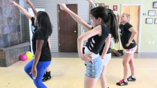 "getlinkyoutube.com-Sophia Grace ""Girls Just Gotta Have Fun"" Dance Video"