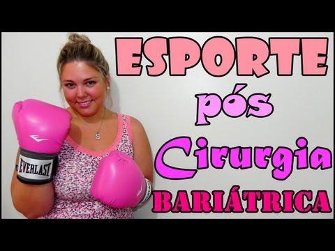 Bariátrica / Emagrecimento #8 - Esportes pós cirurgia.