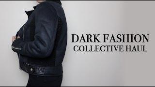 getlinkyoutube.com-Dark Fashion | Collective Haul