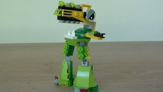 getlinkyoutube.com-LEGO MIXELS WUZZO GURGGLE MIX Instructions Lego 41547 Lego 41549 Mixels Series 6