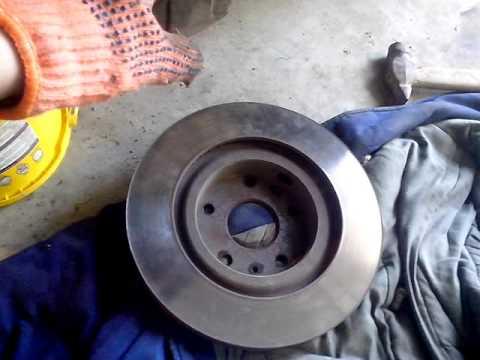 Замена шпильки переднего колеса Chery Tiggo FL