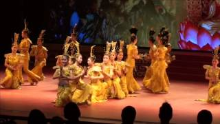 getlinkyoutube.com-China 2013 Tang Dynasty and Buddhist Dances (additional material)
