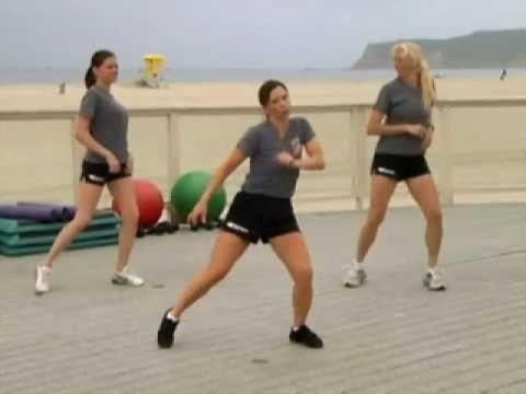Low Impact Aerobics -- Fit for Duty - Season 2, Episode 36