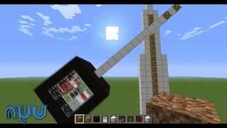 getlinkyoutube.com-Minecraft: How to Make a Sledgehammer Ride with Ugocraft