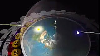 getlinkyoutube.com-Flat Earth - TRUTH #7 - The Sun and the Moon Rotate Above the Earth Through Electromagnetism